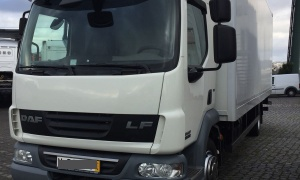 Camião DAF FA LF 45-220 Day Cab Euro 5 EEV