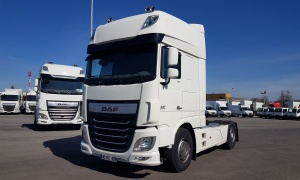 DAF XF 510 FT SUPER SPACE CAB