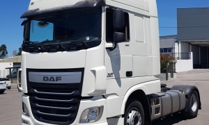 DAF XF 460 FT SPACE CAB